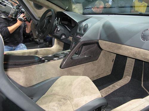 Lamborghini Reventon Intrior