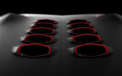 Lamborghini Concept Teaser
