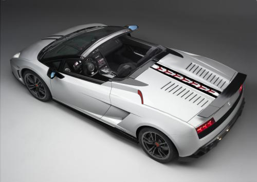 LP 570-4 Spyder Performante Tuned