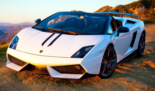 Gallardo LP 570-4 Spyder Performante
