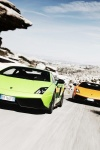 Lamborghini Racing iPhone Wallpaper