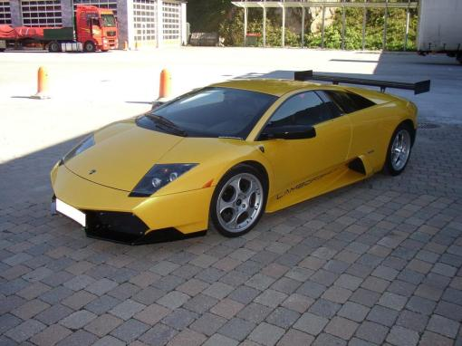 Lamborghini Murcielago tuned